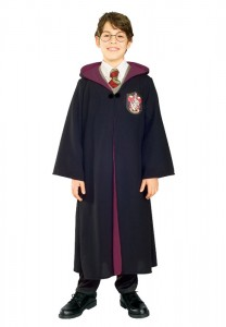 R884255_Deluxe Harry Potter Robe Child Costume