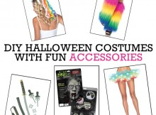 diy halloween costumes with accessories