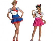 hello kitty mother daughter