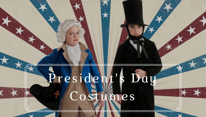 presidents day costume ideas