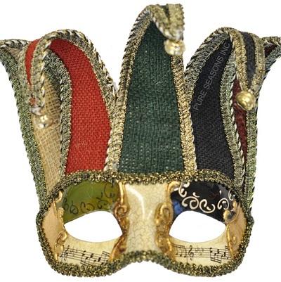 The Entertainer Venetian Mask