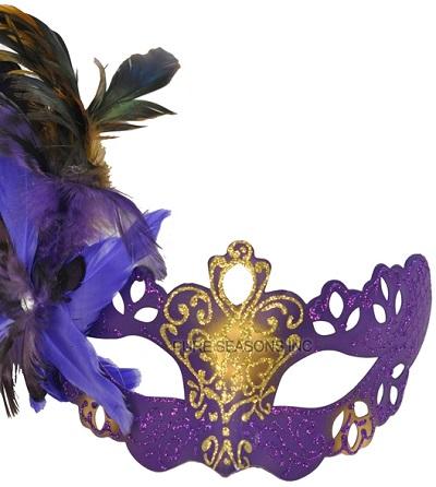 Lady Bella Venetian Mask