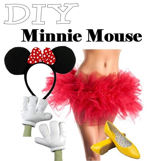 DIY Minnie Mouse