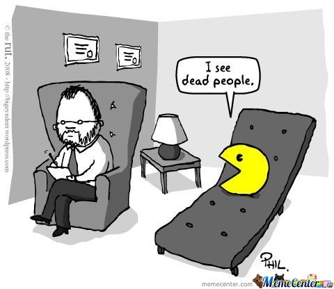 Pacman-Paranormal-activity