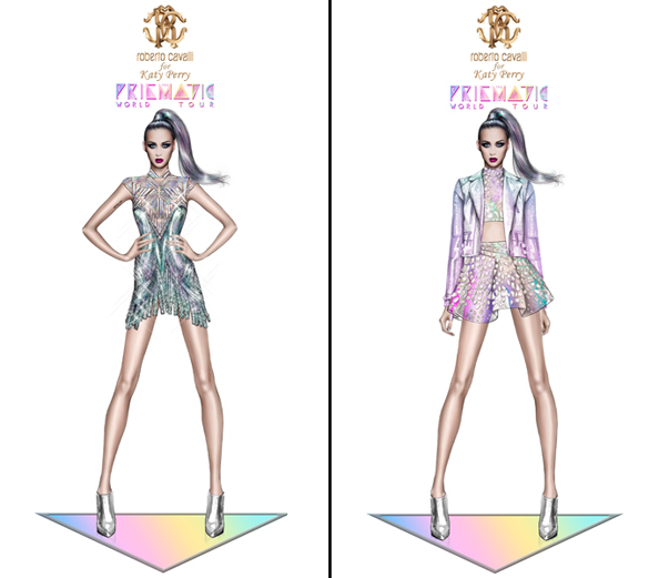 katy-perry-tour  sc 1 st  Pure Costumes & Behind Katy Perryu0027s Costumes - Prismatic World Tour