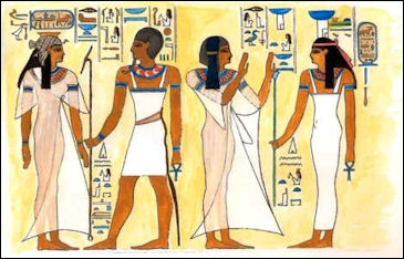 Ancient Egypt clothing