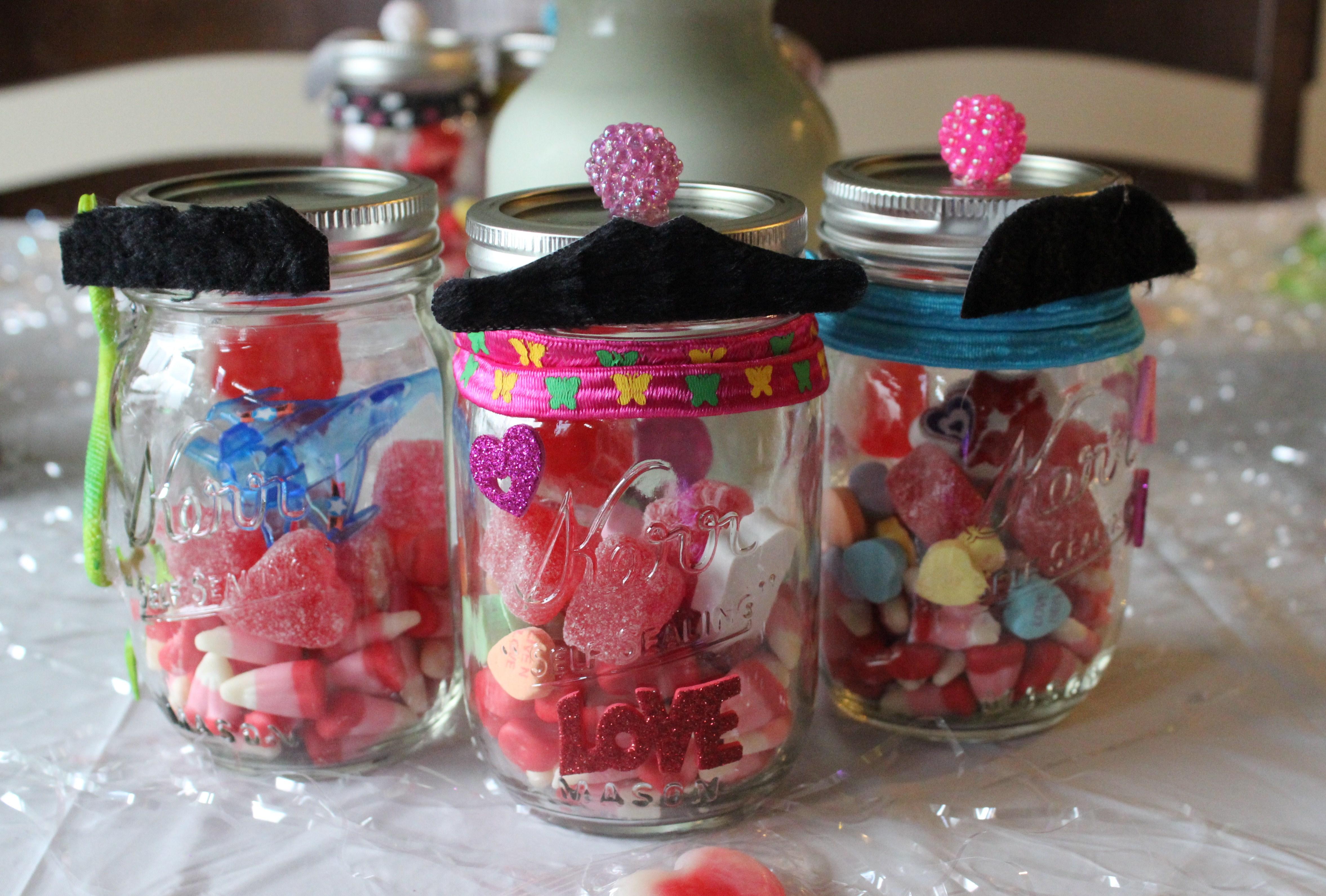 Mason Jar Party Ideas