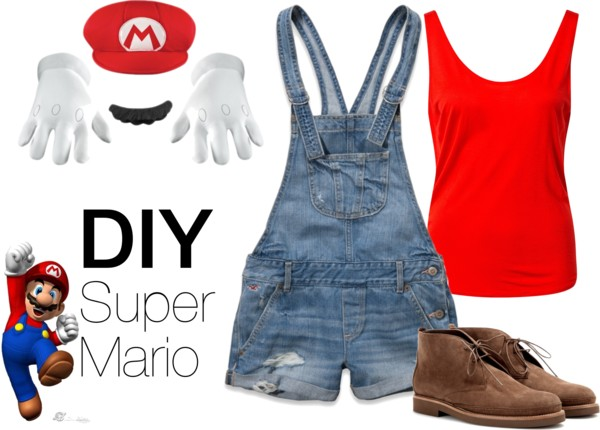 Easy DIY Cosplay for ComicCon 2014