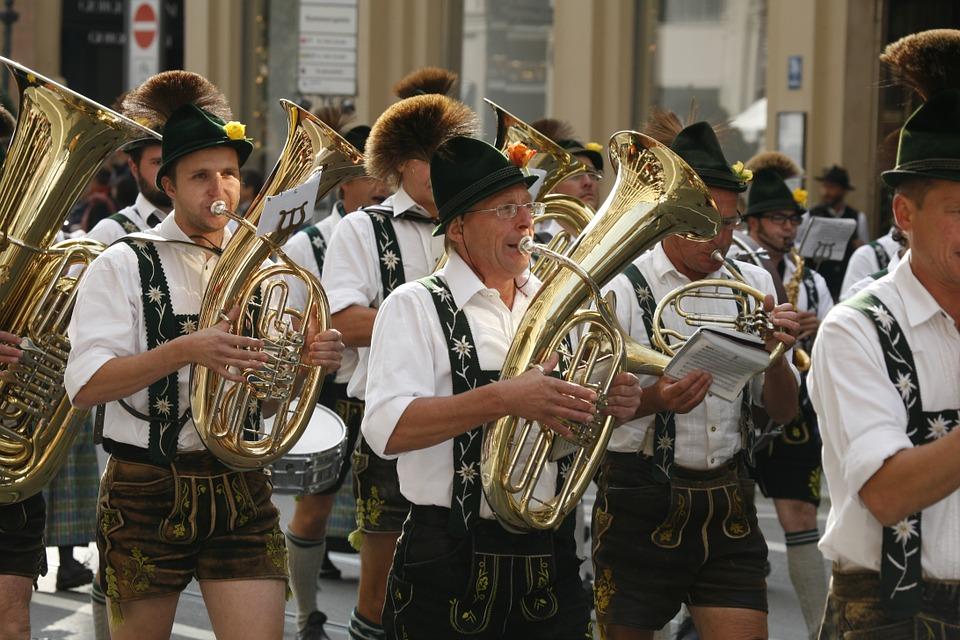 german lederhosen oktoberfest groupsex party