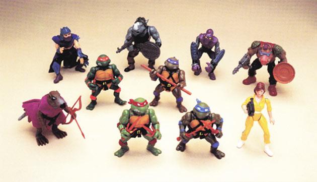 1990s action figures