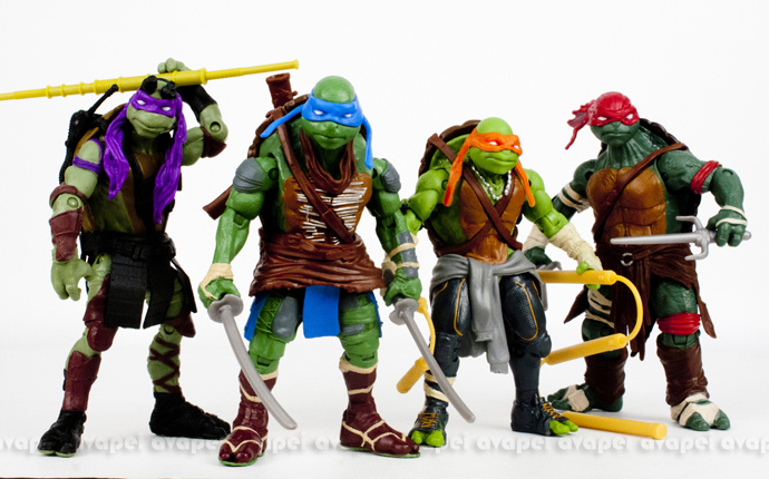 Where Can I Find Ninja Turtle Toys : Teenage mutant ninja turtles craze to live on pure