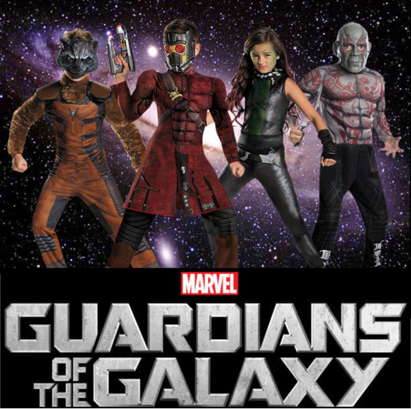 Polyvore - Guardians of the Galaxy