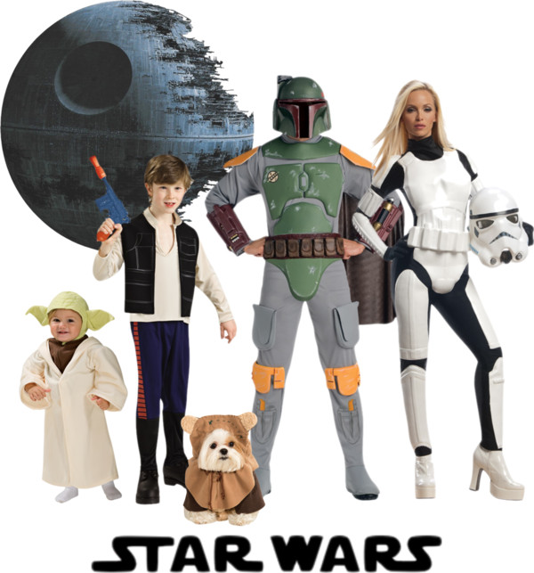 Polyvore - New Star Wars