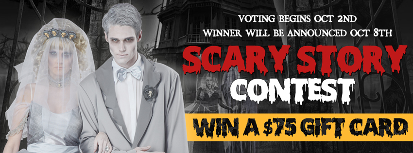 scary story contest 2015