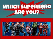 which-superhero-are-you-infographic