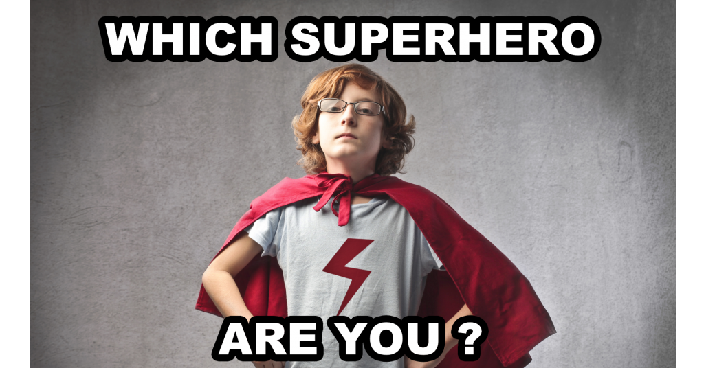 which-superhero-are-you-kid