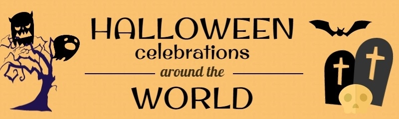 Halloween around the world header