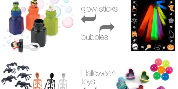 Halloween Handouts - Things to Play With