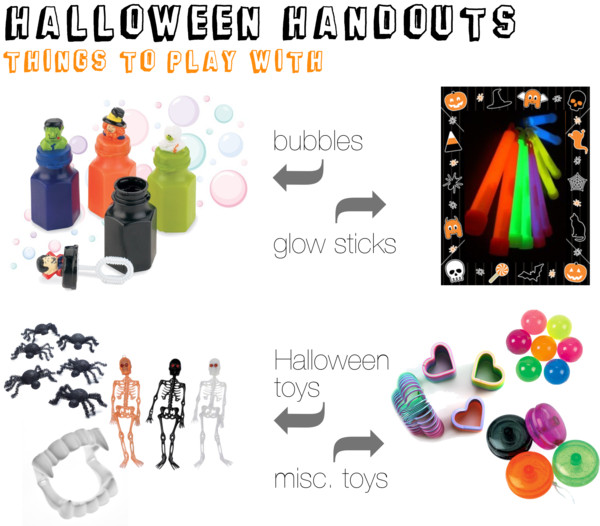 Polyvore - Halloween Handouts - Things to Play With