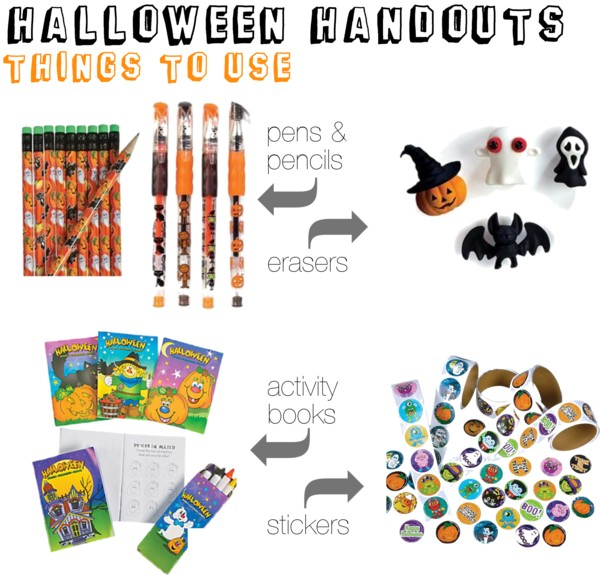 Halloween Handouts - Things to Use