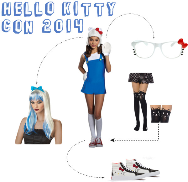 Hello Kitty Costumes_2
