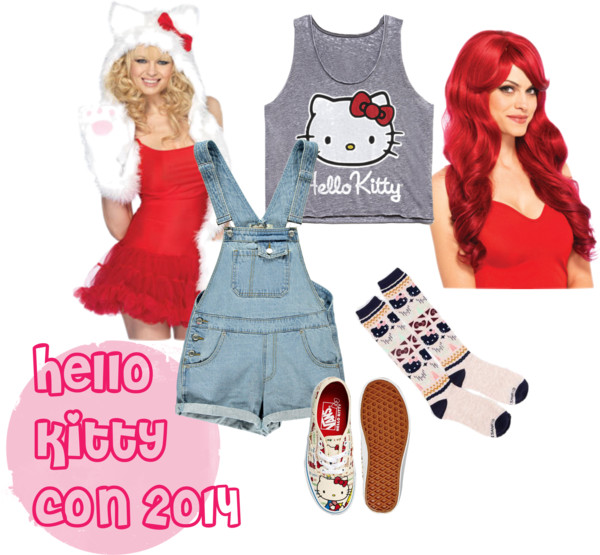 Hello Kitty Costumes_5