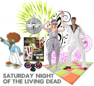 Polyvore - Saturday Night of the Living Dead