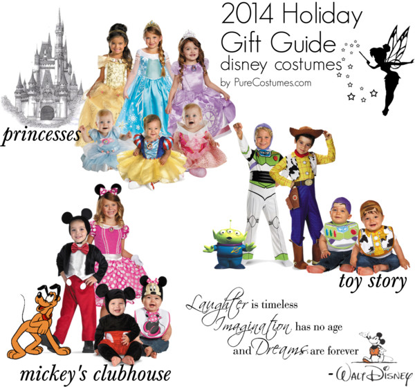 2014 Holiday Gift Guide - Disney Costumes