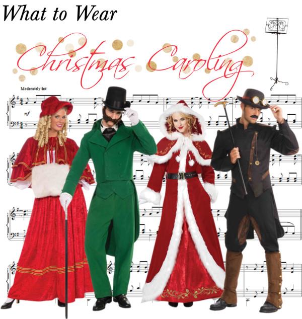 Polyvore - WtW Christmas Caroling 2