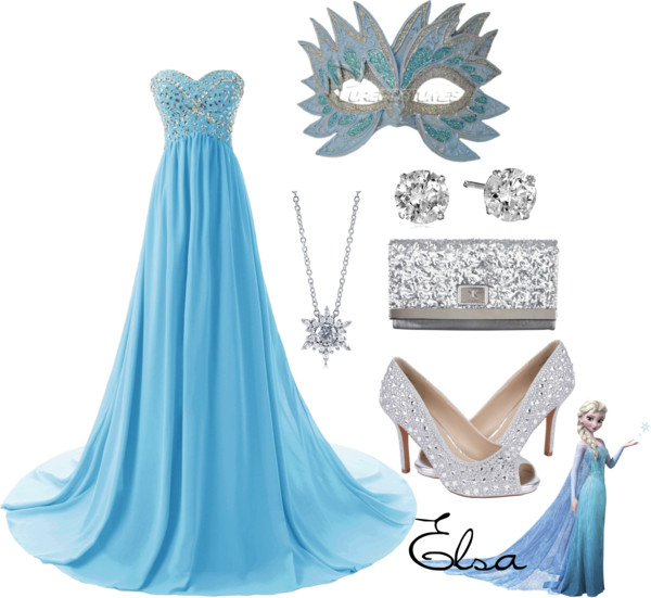 bd237c67d410 What to Wear: Disney Inspired Masquerade Outfits