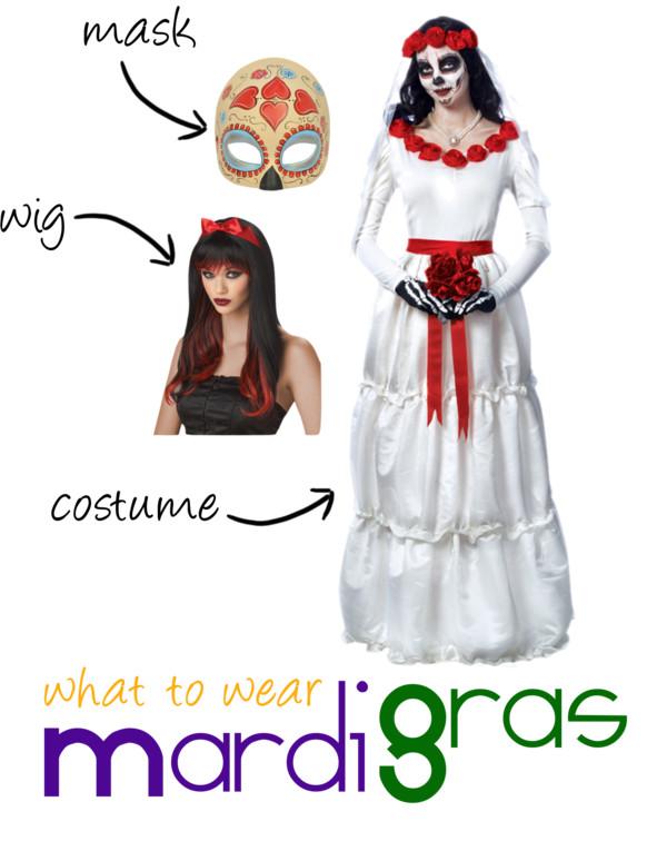Mardi Gras Costume Ideas 4