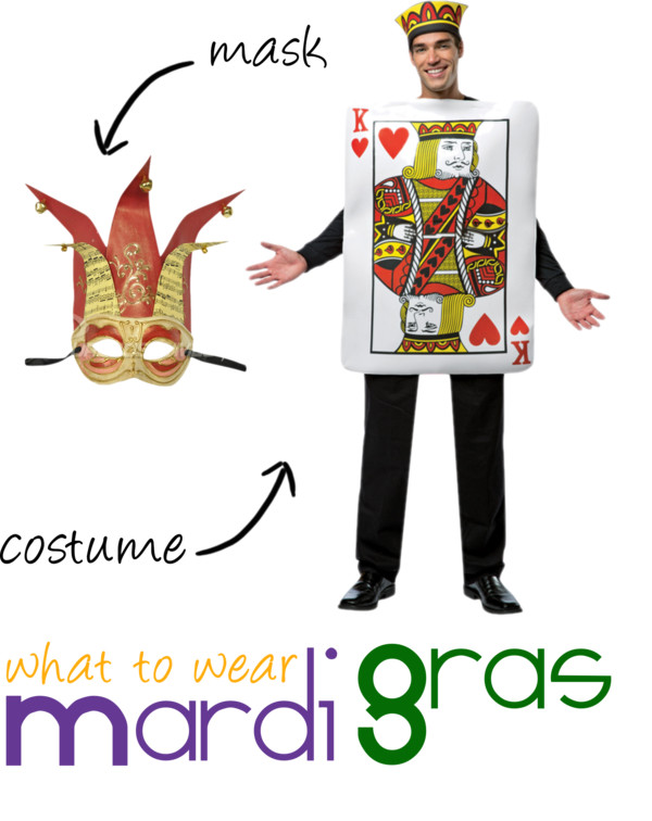 Mardi Gras Costume Ideas 5