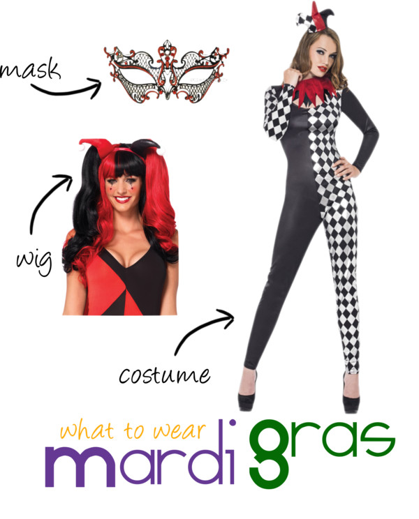 Mardi Gras Costume Ideas 6