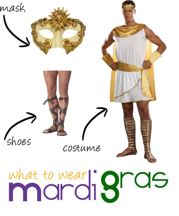 Mardi Gras Costume Ideas 7