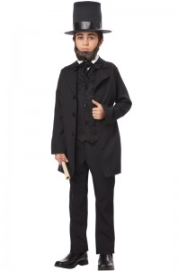 00432_Abraham Lincoln Child Costume