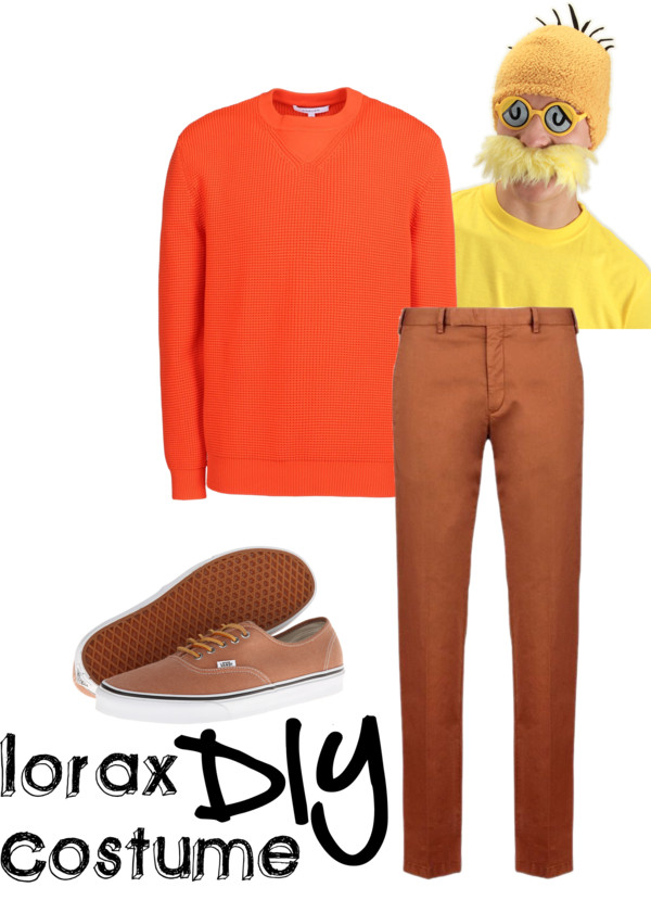 DIY Lorax Costume