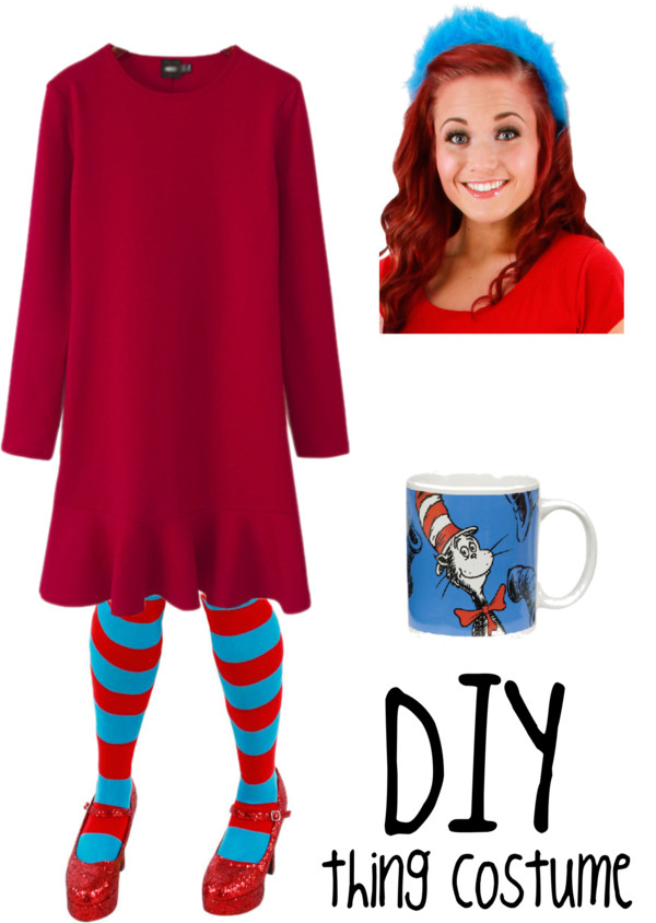 DIY Thing Costume