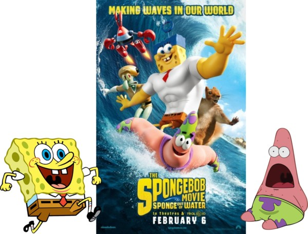 Polyvore - SpongeBob
