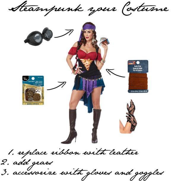 W2W Steampunk Gypsy