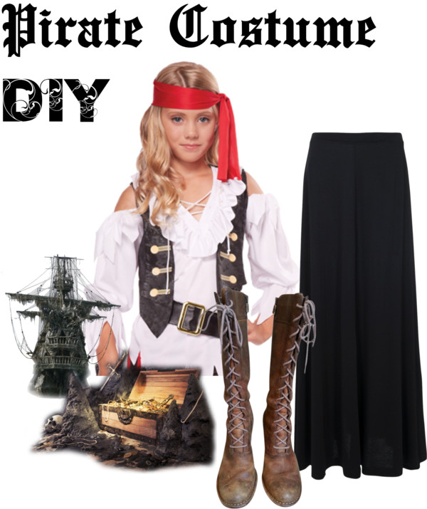 Look like a pirate 10