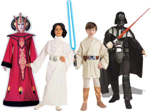 Star Wars Day Family Costume Ideas_1