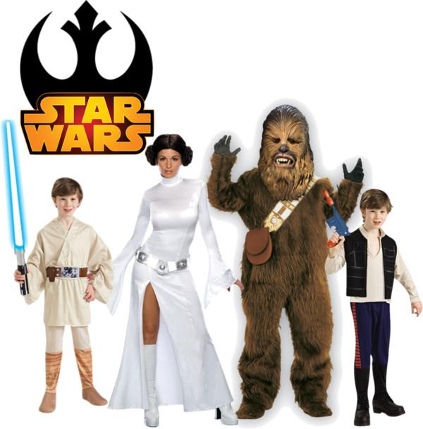Star Wars Costume Ideas  sc 1 st  Pure Costumes & Star Wars Costume Ideas for the Whole Family