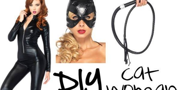 DIY Catwoman Featured Image