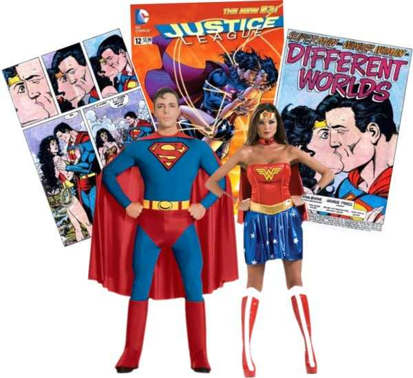 Polyvore - Comic Book Couples_4
