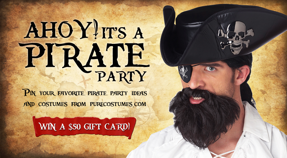 Pirate Party Contest