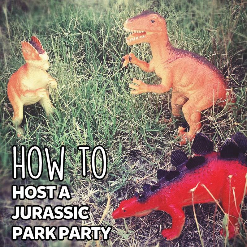 Jurassic Park Party Ideas