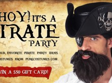 Pinterest Pirate Contest