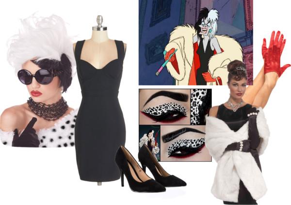 Comic-Con Costume Ideas - DIY Cruella de Vil Costume