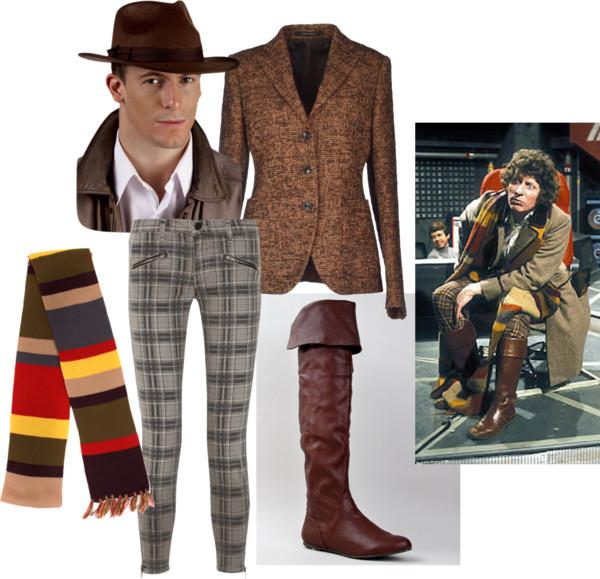Comic-Con Costume Ideas - Dr. Who