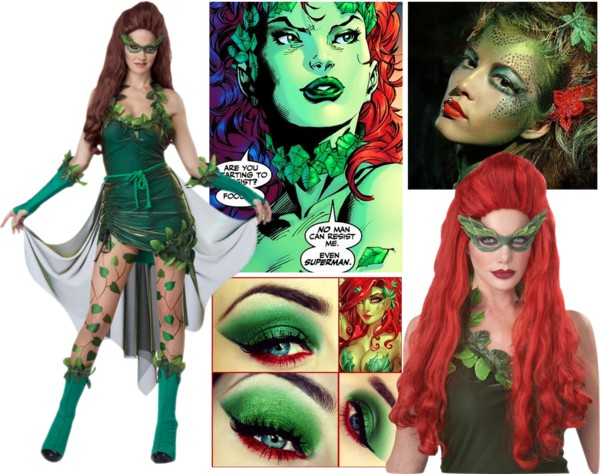 Comic-Con Costume Ideas - Poison Ivy